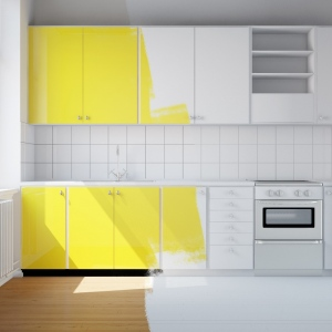 Cabinet Painting Colour Trends