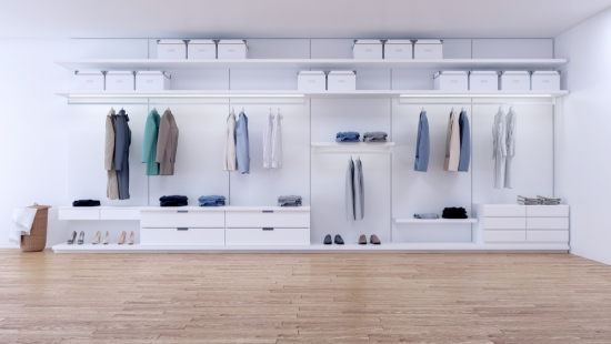 Ways To Keep Your Closet Tidy and Easy To Use