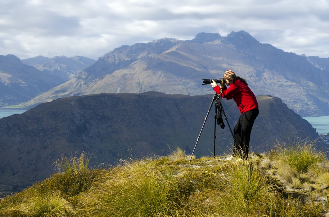 Choosing The Right Tripod For Your Travelling Purposes