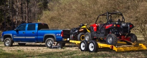 How To Properly Tow Your Trailers