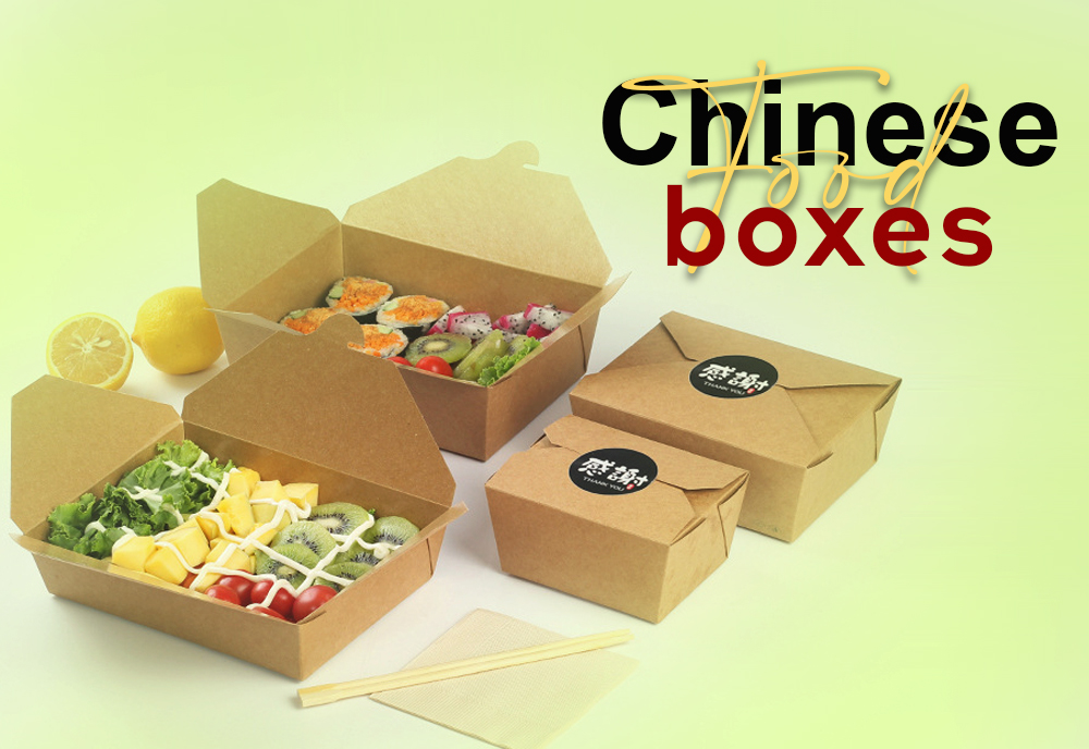 What Is The Essential Purpose Of Chinese Food Boxes?