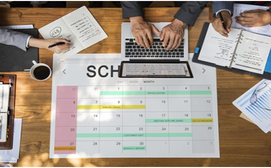What A Software Says About The Schedule Of The Staff
